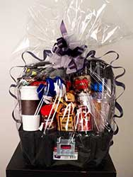 Gourmet And Theme Gift Baskets